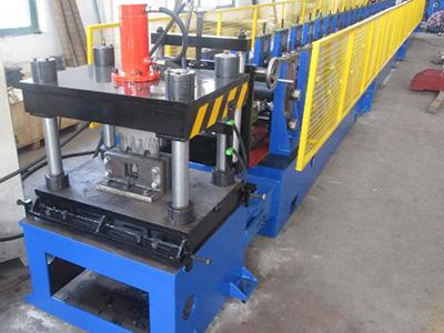 Roll Forming Line for Strut Channel