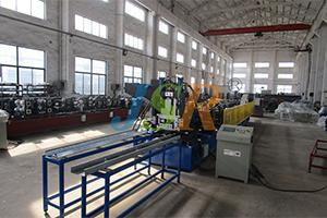 Purlin Roll Forming Line (C and Z Purlin)