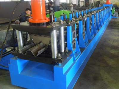 Roll Forming Line for Guardrail